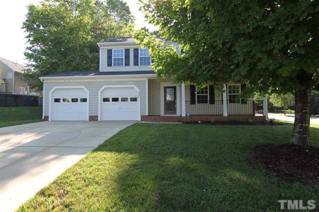 205 Grassy Meadow Road, Holly Springs, NC 27540 (#2195294) :: The Perry Group
