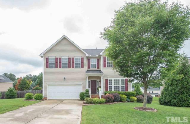 1217 Birkstone Court, Wake Forest, NC 27587 (#2195300) :: The Perry Group