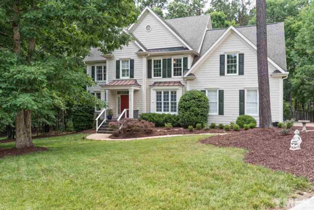 8009 Joshua Woods Drive, Wake Forest, NC 27587 (#2195313) :: The Perry Group