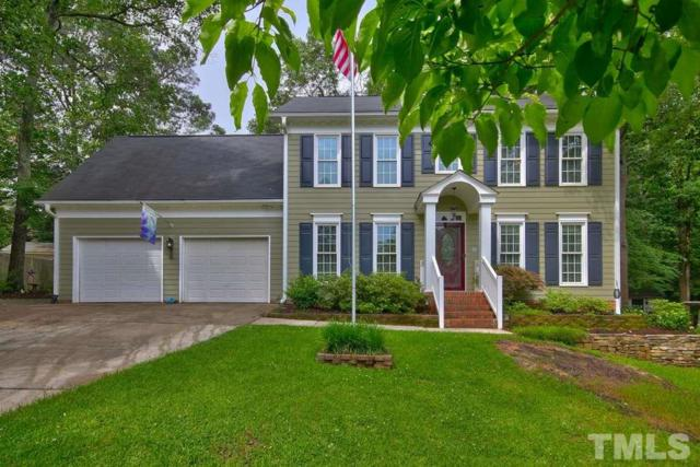 608 Pinewood Drive, Apex, NC 27502 (#2195314) :: Raleigh Cary Realty