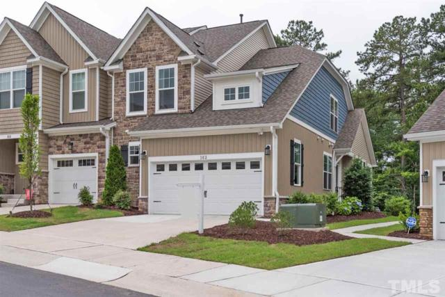 162 Wildfell Trail, Cary, NC 27513 (#2195320) :: The Jim Allen Group