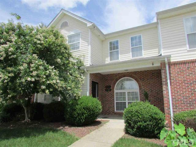 2121 Piney Brook Road #104, Raleigh, NC 27614 (#2195328) :: The Perry Group