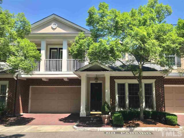 2820 Glenwood Gardens Lane #102, Raleigh, NC 27608 (#2195349) :: The Abshure Realty Group