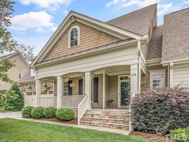 54 Grandwood Circle, Durham, NC 27712 (#2195368) :: The Perry Group
