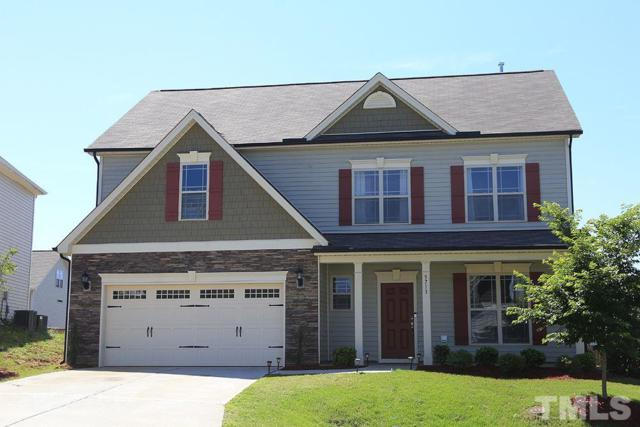 5713 Sarcelle Street, Holly Springs, NC 27540 (#2195398) :: The Perry Group