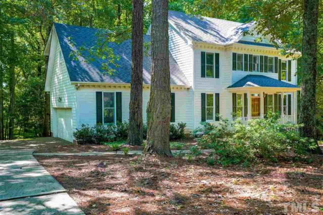 4509 Briarglen Lane, Holly Springs, NC 27540 (#2195400) :: The Perry Group