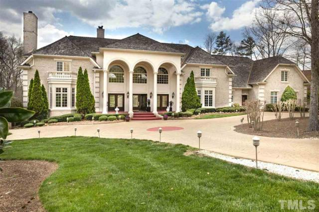 2420 Vintage Hill Drive, Durham, NC 27712 (#2195407) :: The Perry Group