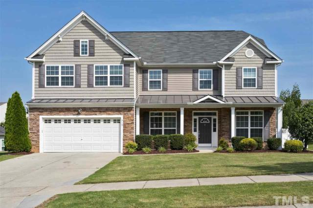 313 Anchor Creek Way, Holly Springs, NC 27540 (#2195411) :: The Perry Group