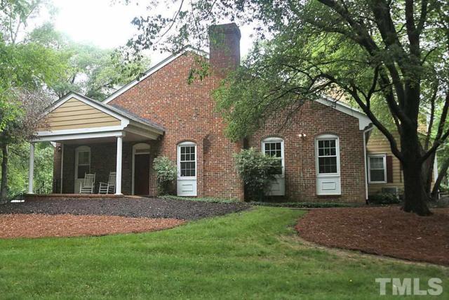 1829-100-A E Franklin Street, Chapel Hill, NC 27514 (#2195424) :: Allen Tate Realtors