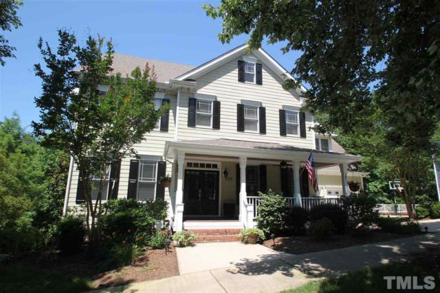 209 Glade Street, Chapel Hill, NC 27516 (MLS #2195478) :: The Oceanaire Realty