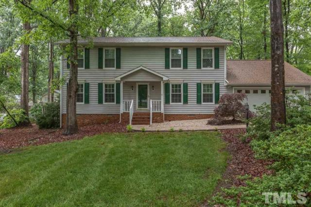 100 Queensferry Road, Cary, NC 27511 (#2195485) :: M&J Realty Group