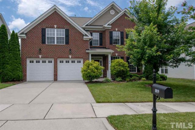 1019 Katie Lane, Cary, NC 27519 (#2195509) :: The Perry Group