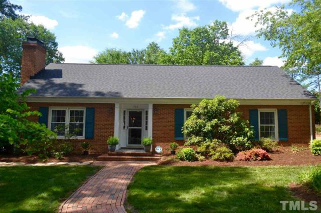 232 Pineview Road, Durham, NC 27707 (#2195537) :: Raleigh Cary Realty