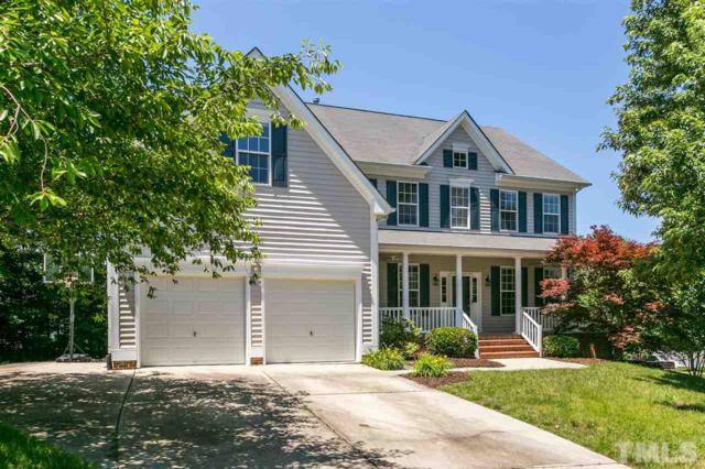 1205 Gopher Lane, Apex, NC 27502 (#2195538) :: The Perry Group