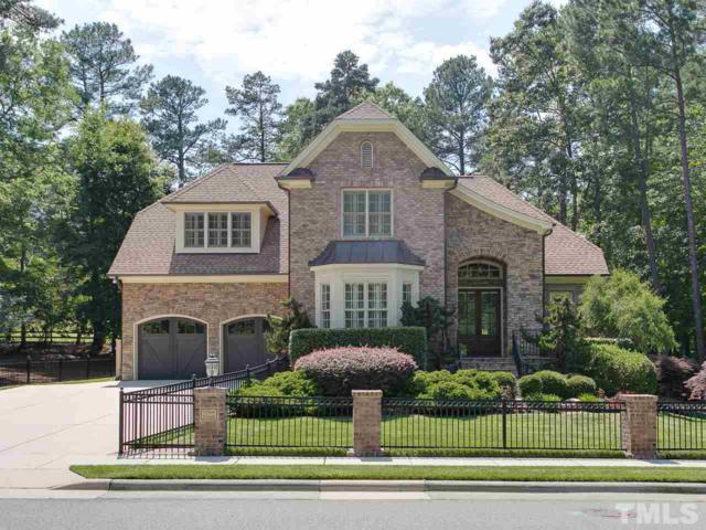104 Cross Creek Drive, Chapel Hill, NC 27514 (#2195668) :: Raleigh Cary Realty