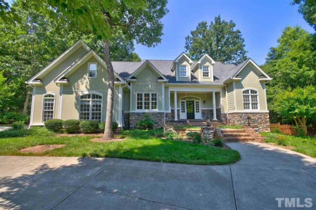 35 Woodhollow Drive, Youngsville, NC 27596 (#2195682) :: The Jim Allen Group