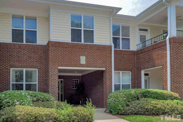 206 Savannah Ridge Road #206, Holly Springs, NC 27540 (#2195734) :: The Abshure Realty Group