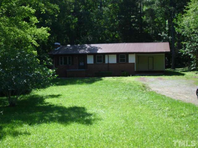 291 Rosser Road, Bear Creek, NC 27207 (#2195920) :: The Perry Group