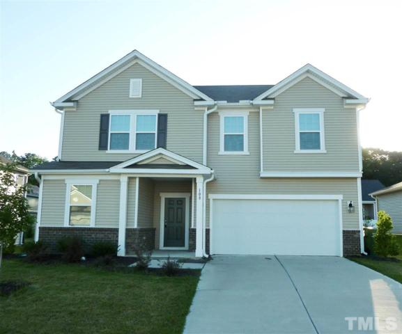 108 Autumn Crest Lane, Fuquay Varina, NC 27526 (#2195943) :: The Abshure Realty Group