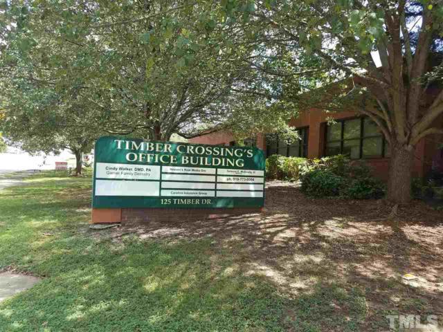 125-103 Timber Drive, Garner, NC 27856 (#2196003) :: Allen Tate Realtors