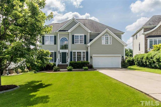 1541 Green Edge Trail, Wake Forest, NC 27587 (#2196119) :: The Jim Allen Group