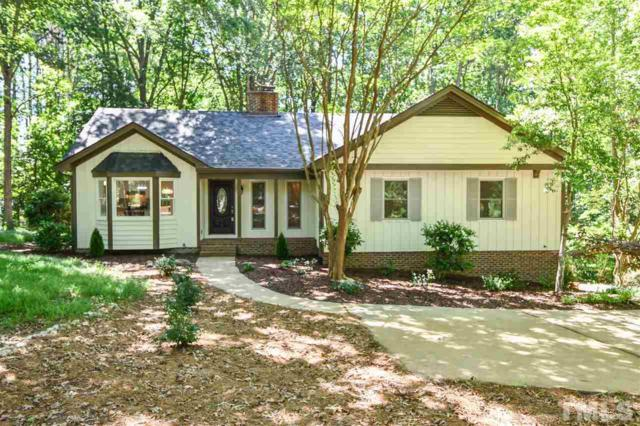 4601 Briarglen Lane, Holly Springs, NC 27540 (#2196174) :: The Perry Group