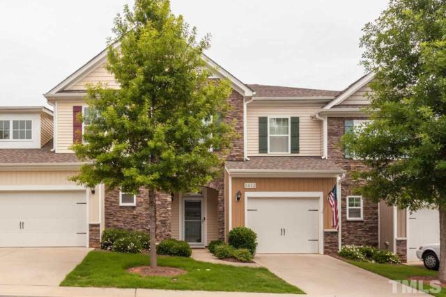2422 Swans Rest Way, Raleigh, NC 27606 (#2196216) :: The Abshure Realty Group