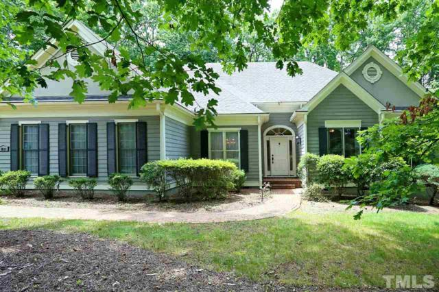 4800 Salem Ridge Road, Holly Springs, NC 27540 (#2196240) :: The Abshure Realty Group