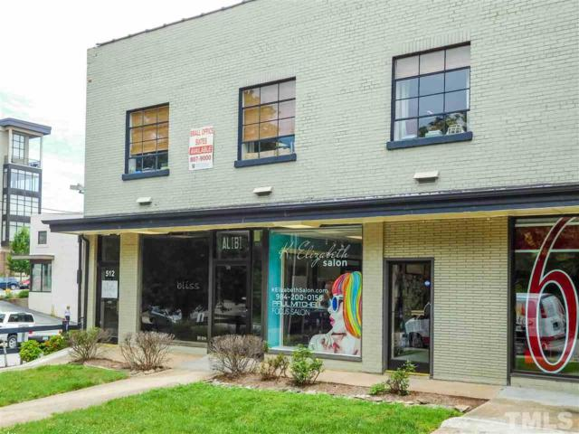 510-2 St Marys Street, Raleigh, NC 27605 (#2196269) :: The Perry Group