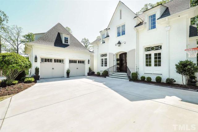 422 Forsyth Street, Raleigh, NC 27609 (#2196275) :: M&J Realty Group
