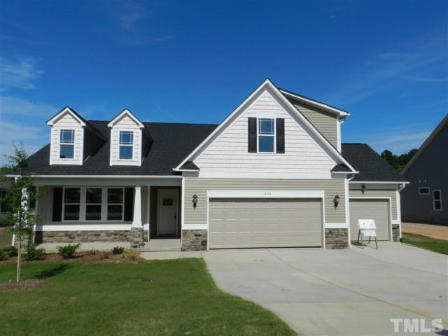 536 St Jiles Drive, Garner, NC 27529 (#2196280) :: The Abshure Realty Group