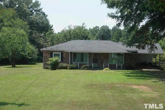 4151 Shock Overton Road, Oxford, NC 27565 (#2196300) :: Better Homes & Gardens | Go Realty