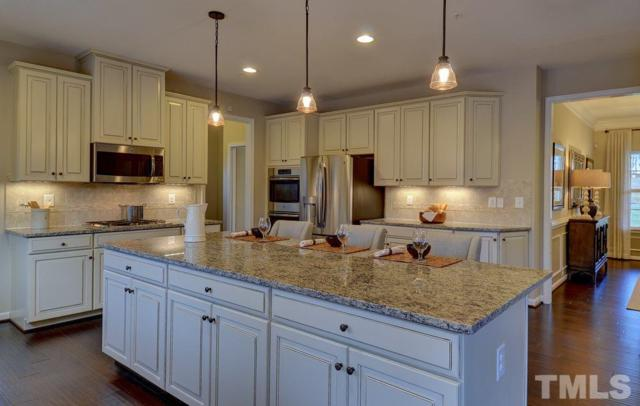 105 Ashland Hill Drive, Holly Springs, NC 27540 (#2196375) :: The Perry Group
