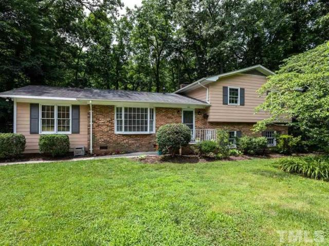 403 Yorktown Drive, Chapel Hill, NC 27516 (#2196389) :: The Perry Group