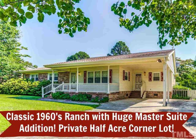 220 Hickory Drive, Clayton, NC 27520 (#2196500) :: Rachel Kendall Team, LLC