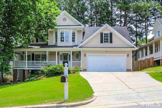 404 Timber Cut Lane, Apex, NC 27502 (#2196503) :: The Perry Group