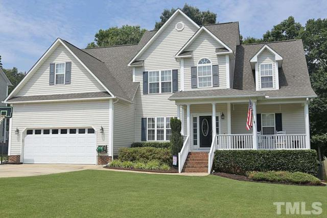 267 Great Oak Drive, Garner, NC 27529 (#2196511) :: The Abshure Realty Group