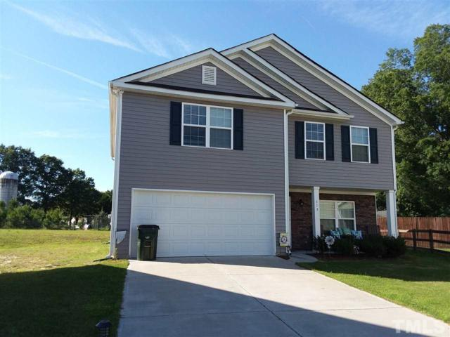 613 Quail Court, Creedmoor, NC 27522 (#2196582) :: The Jim Allen Group