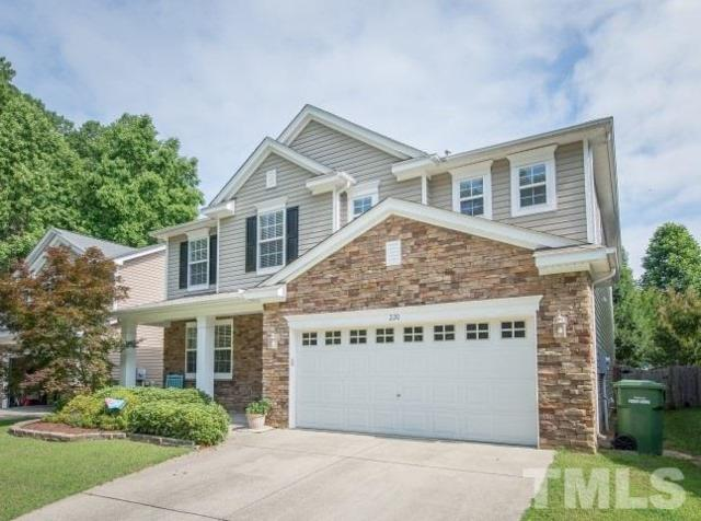 220 Woodvale Way, Fuquay Varina, NC 27526 (#2196583) :: The Perry Group