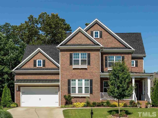 101 Oaken Place, Apex, NC 27539 (#2196585) :: The Abshure Realty Group