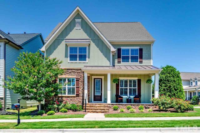 622 Mountain Pine Drive, Cary, NC 27519 (#2196586) :: Allen Tate Realtors
