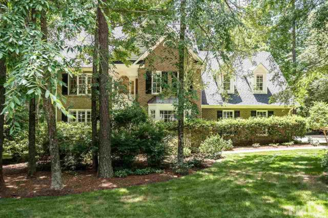 4003 Sweeten Creek Road, Chapel Hill, NC 27514 (#2196649) :: The Perry Group
