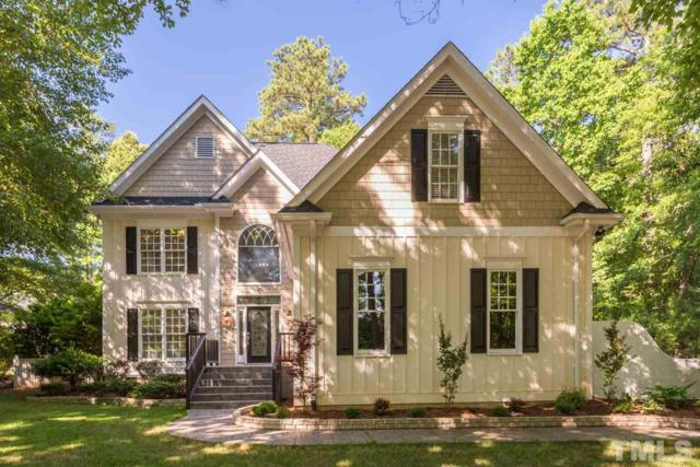 5140 Linksland Drive, Holly Springs, NC 27540 (#2196669) :: The Abshure Realty Group