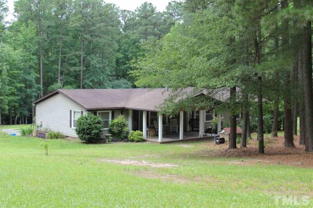 7737 Secluded Acres Road, Apex, NC 27523 (#2196695) :: The Perry Group