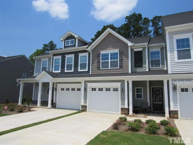 182 Gulley Glen Drive, Garner, NC 27529 (#2196710) :: The Perry Group