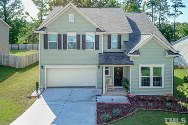 1308 Lowenstein Street, Wake Forest, NC 27587 (#2196723) :: The Perry Group