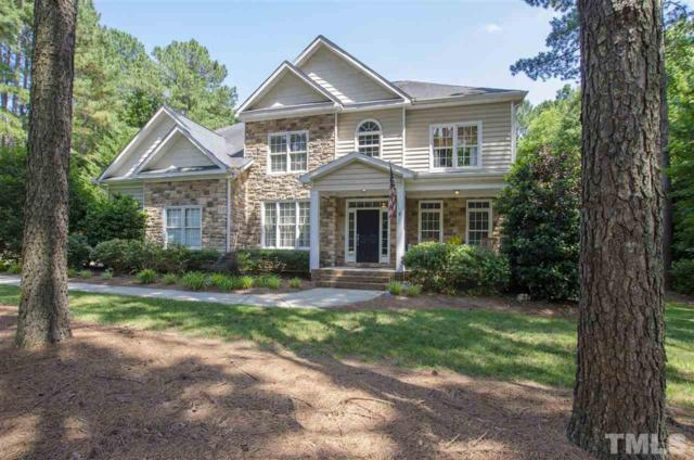 7024 Shady Glen Lane, Wake Forest, NC 27587 (#2196733) :: The Jim Allen Group