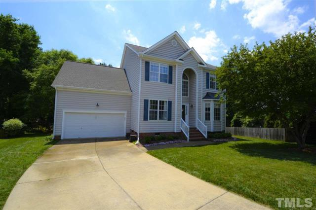 118 Milley Brook Court, Cary, NC 27519 (#2196755) :: The Perry Group