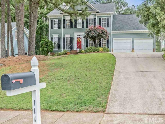 111 New Rail Drive, Cary, NC 27513 (#2196867) :: The Jim Allen Group