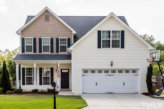 804 Richland Ridge Drive, Wake Forest, NC 27587 (#2196896) :: The Perry Group